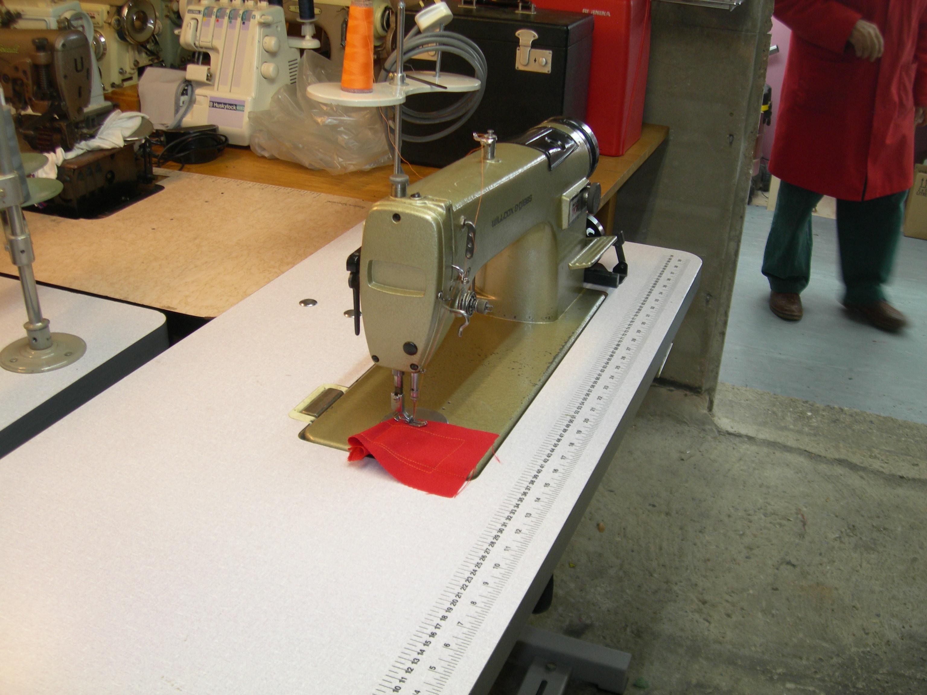 willcox gibbs sewing machine needles