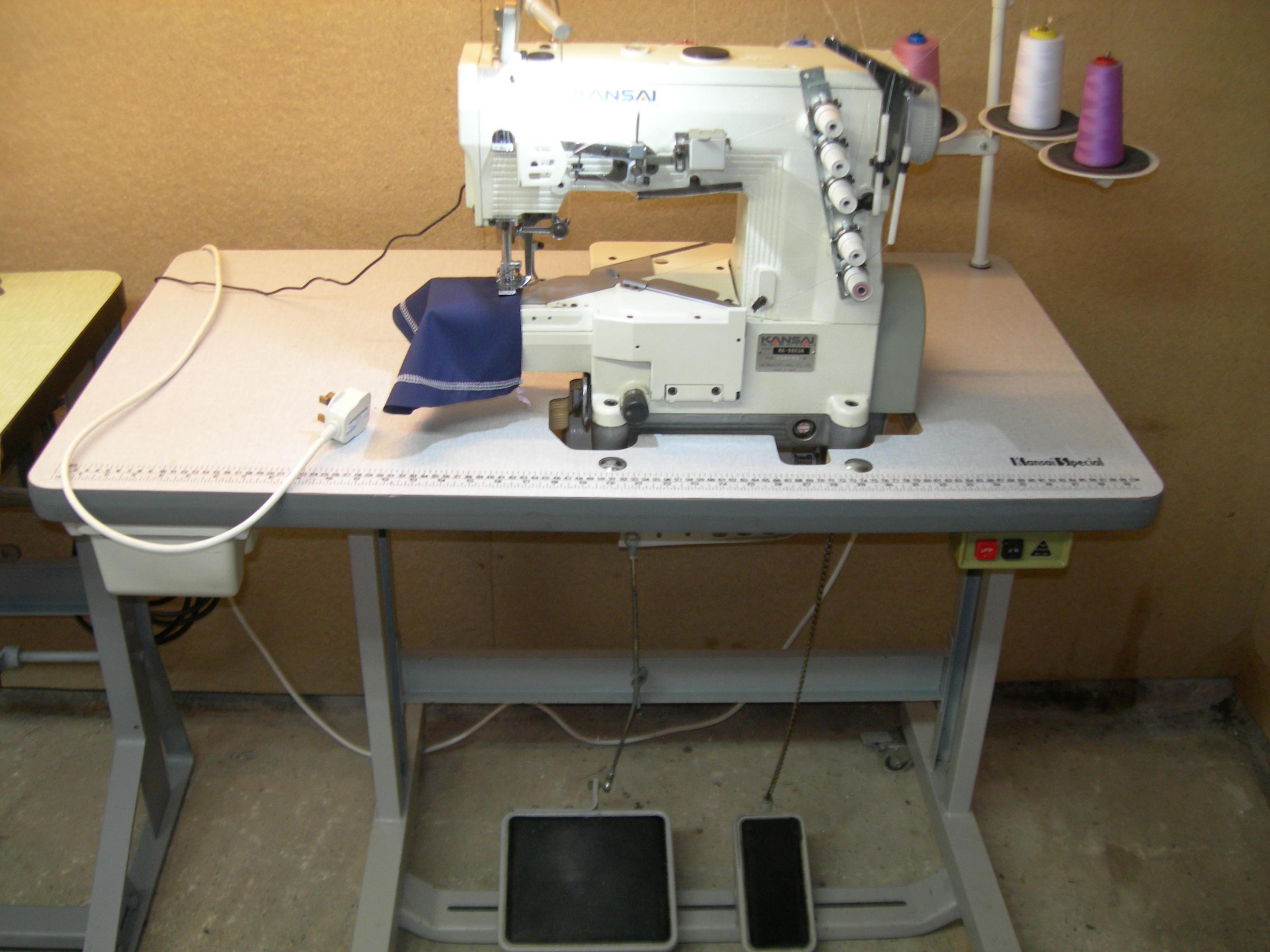 kansai coverstitch sewing machine