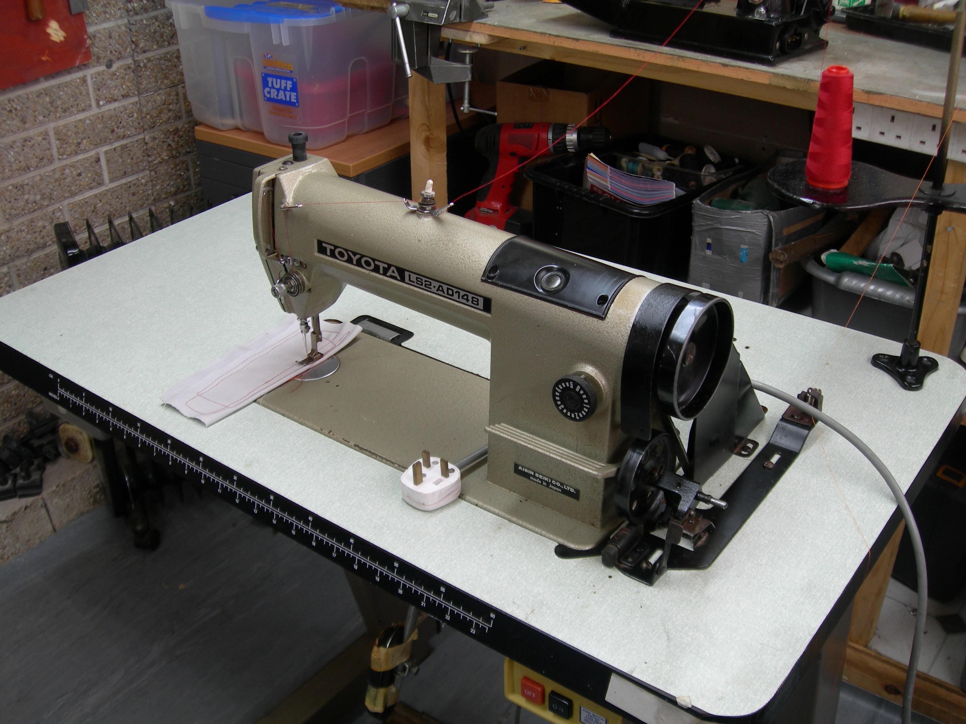 industrial sewing machine ls