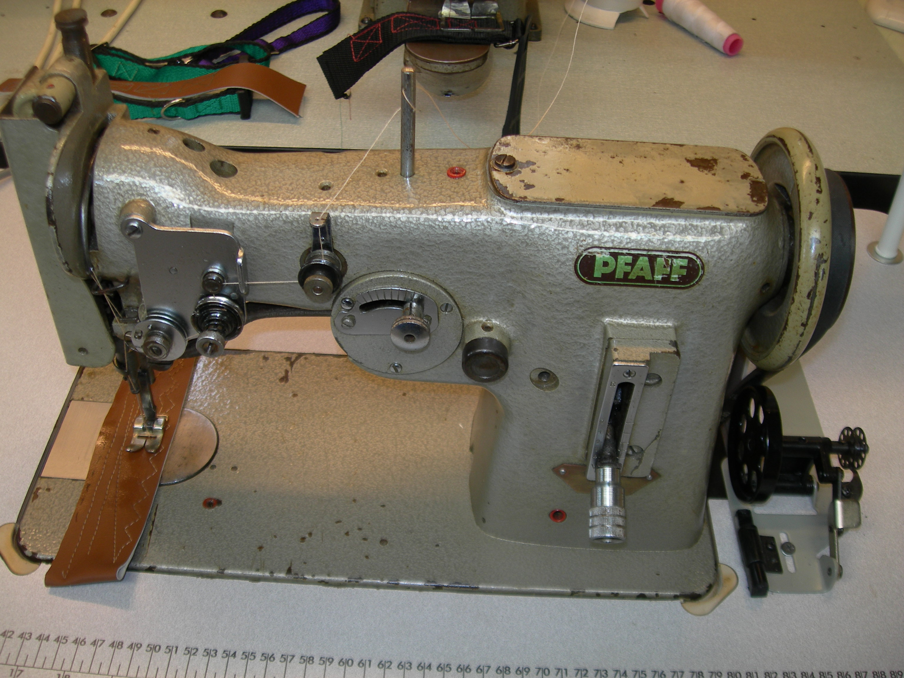 3 step zigzag sewing machine