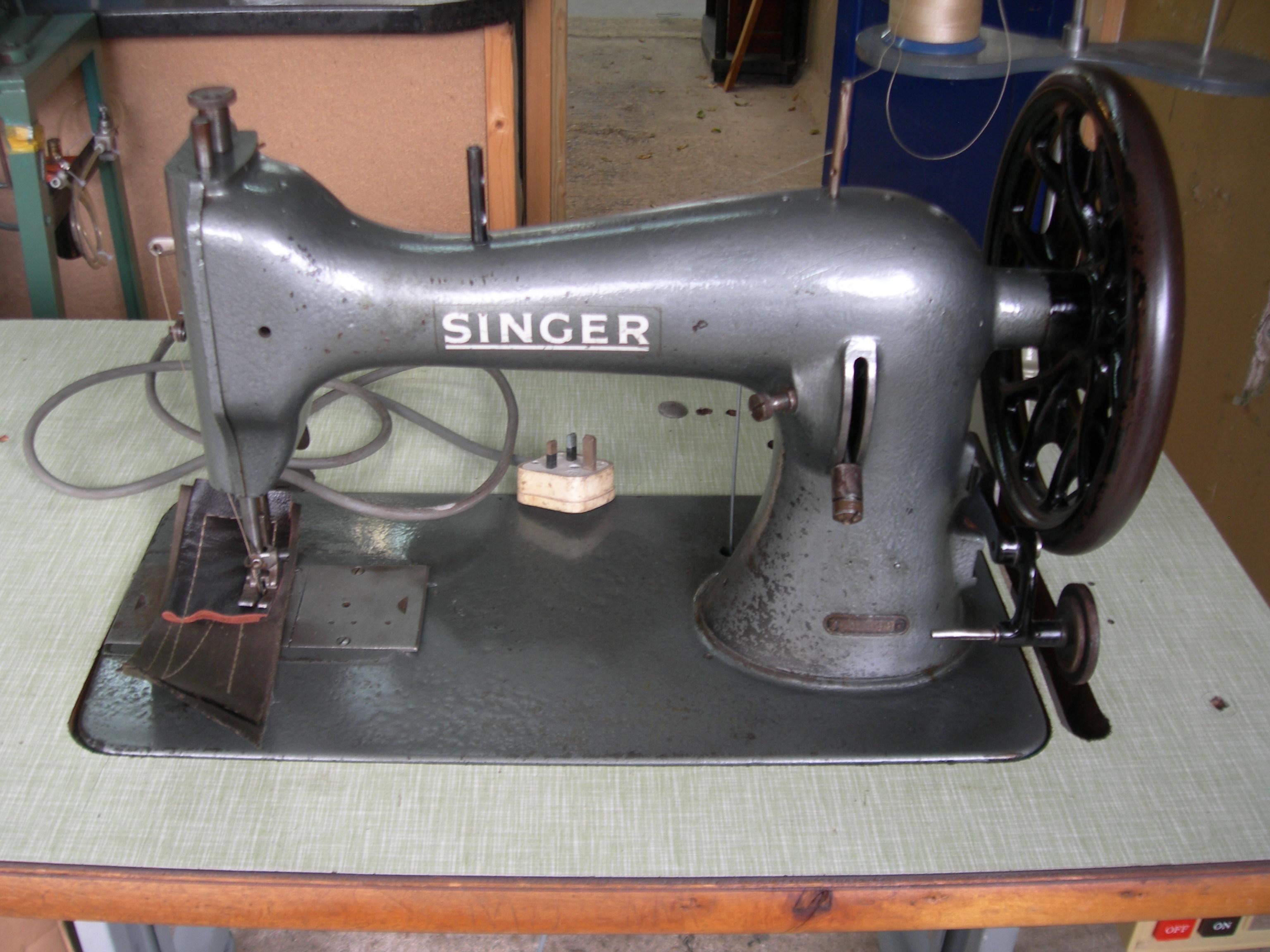 ebay singer sewing machine