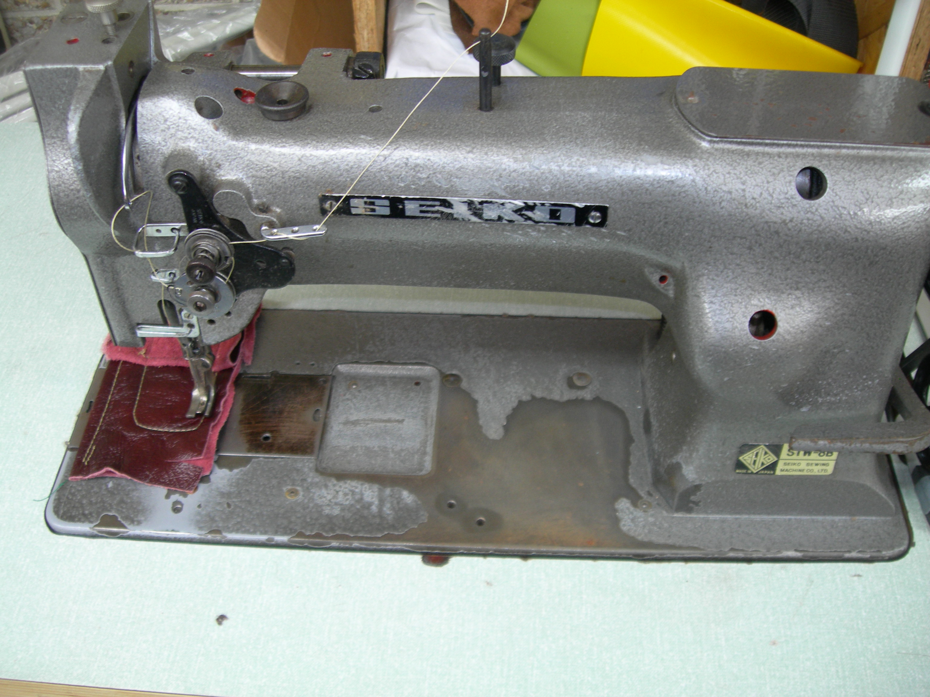 seiko industrial sewing machine for sale