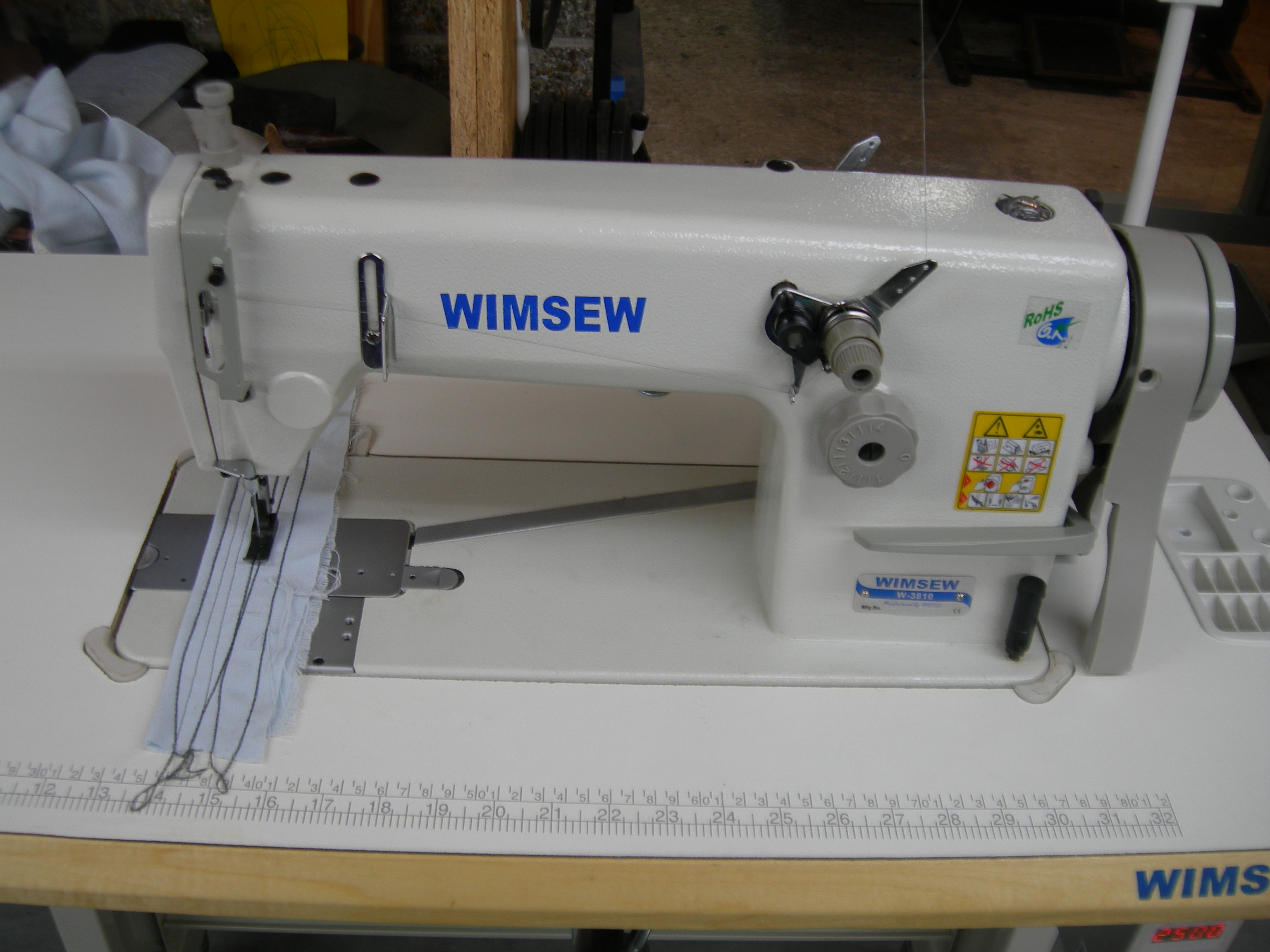 industrial stitch sewing machine