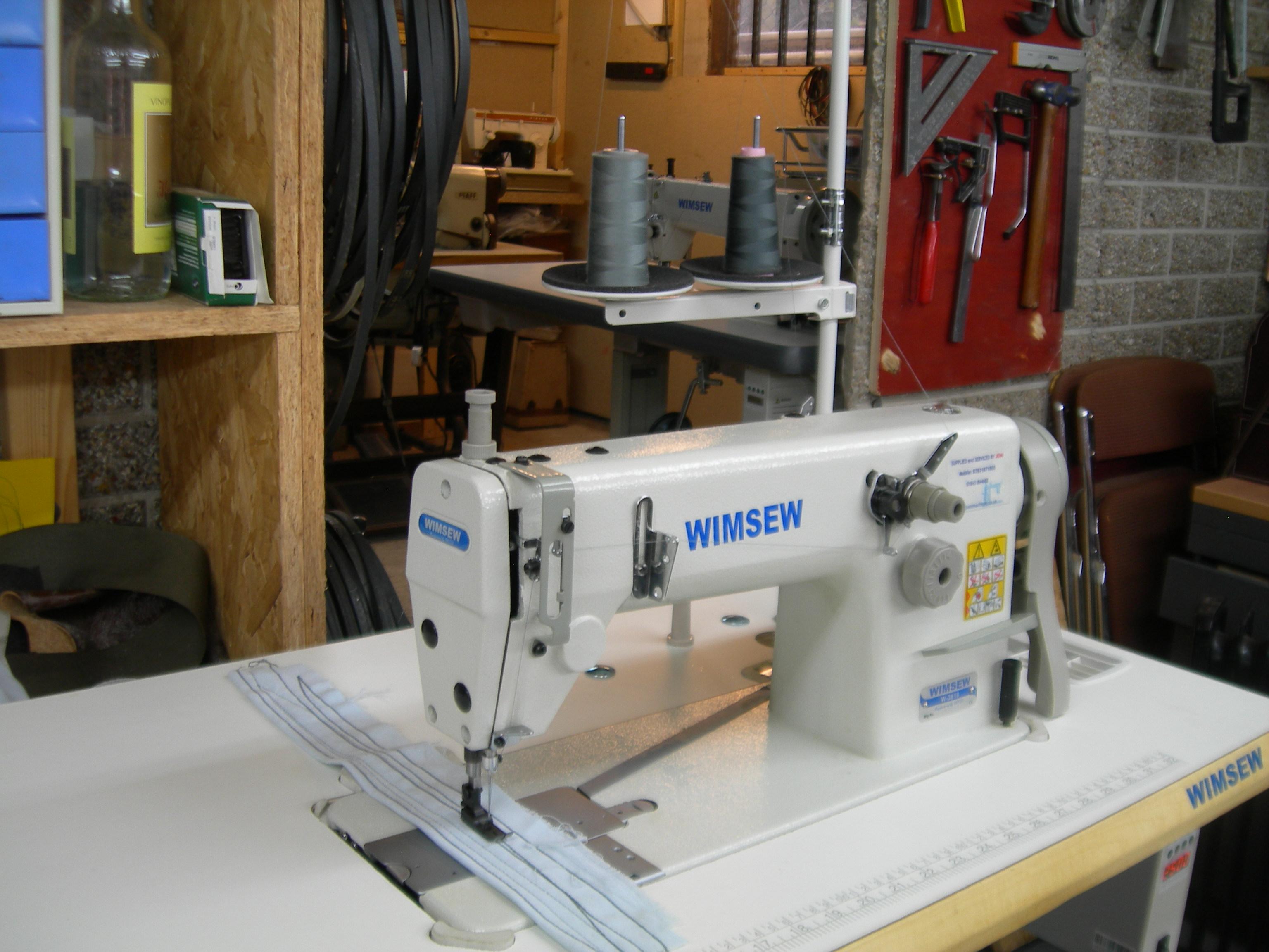 sewing machine high speed