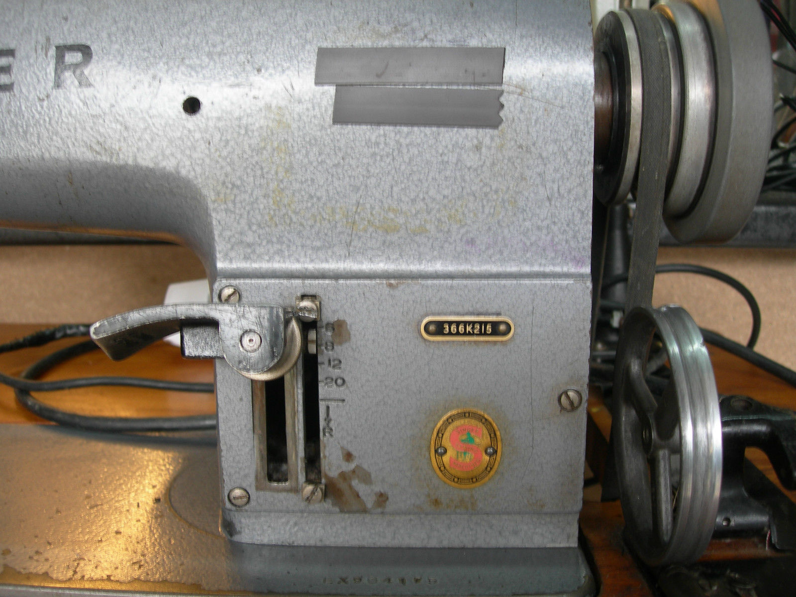 rent industrial sewing machine